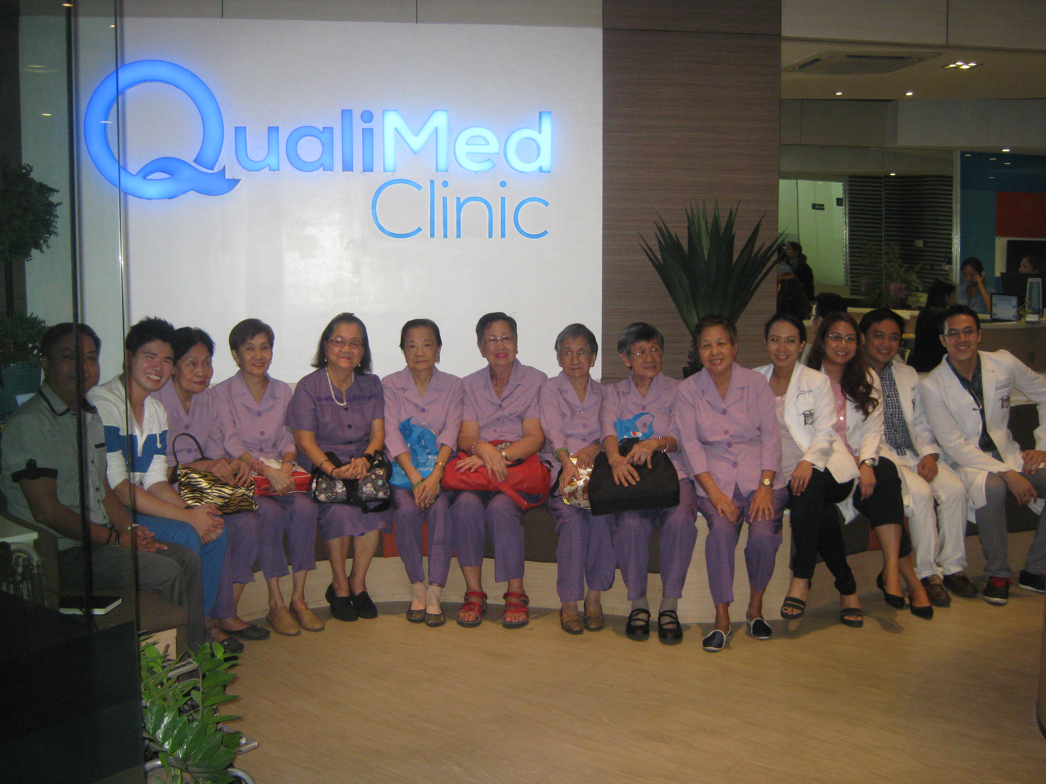 QualiMed partners with CHInoy TV for Mother's Day