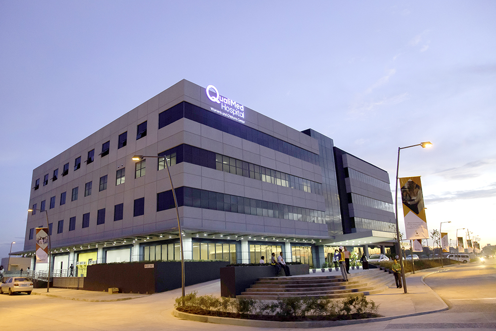 QualiMed Opens its first hospital at Ayala Land's Atria Park District in Iloilo City