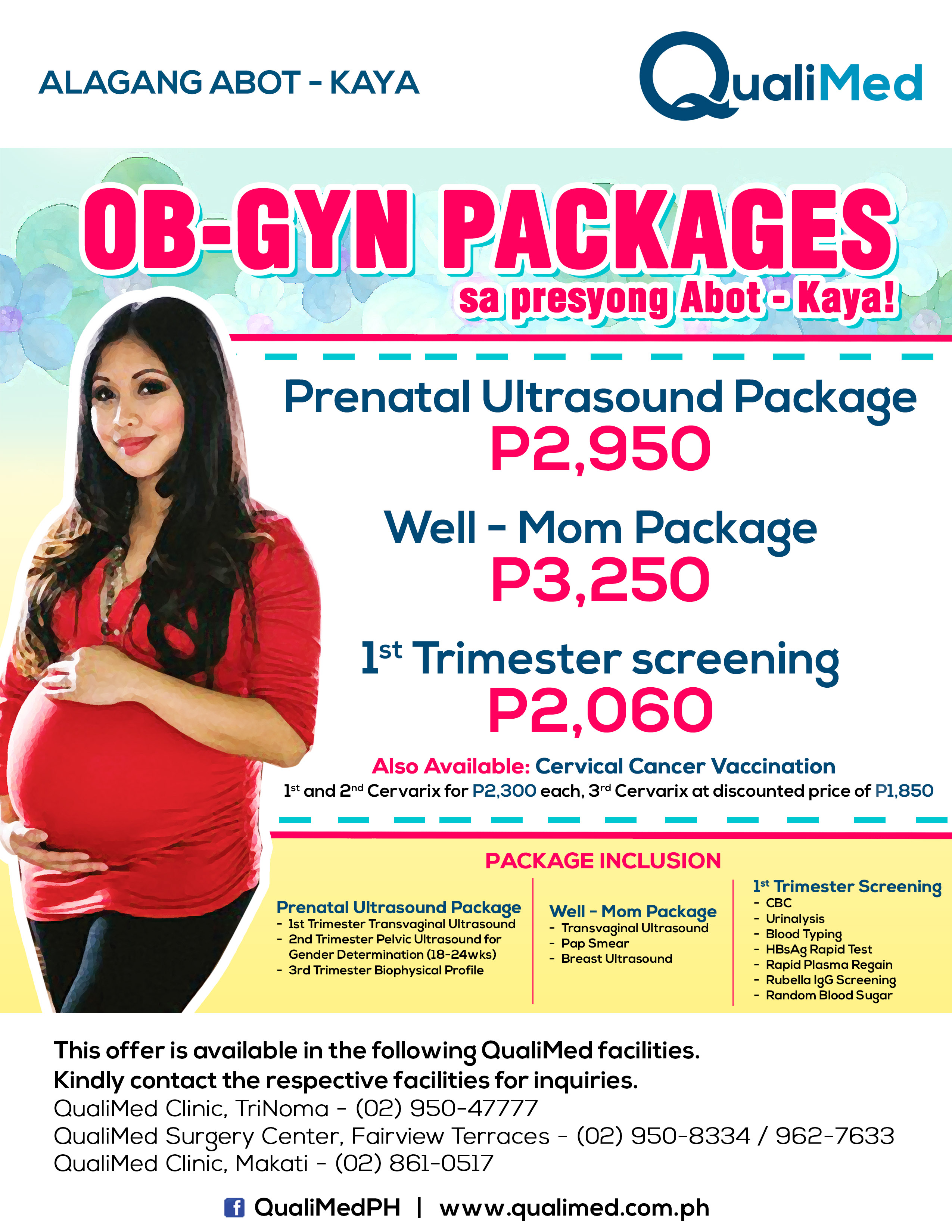 QIHS_OB PACKAGES_FB POST