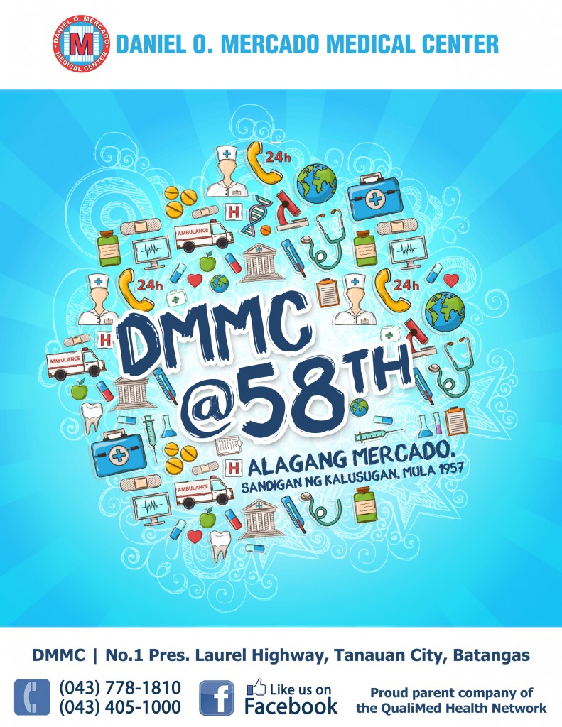 Copy of DMMC 58th year - FB or poster