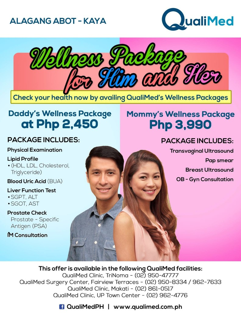 Wellness Package for Him and Her