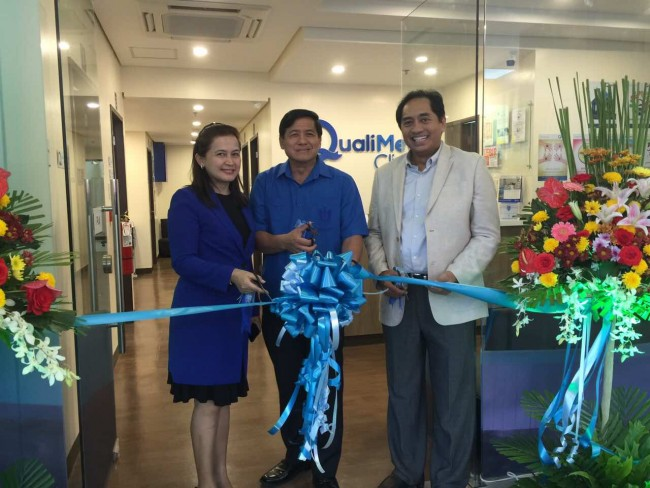 QualiMed Opens 11th Healthcare Facility in Cebu IT Park