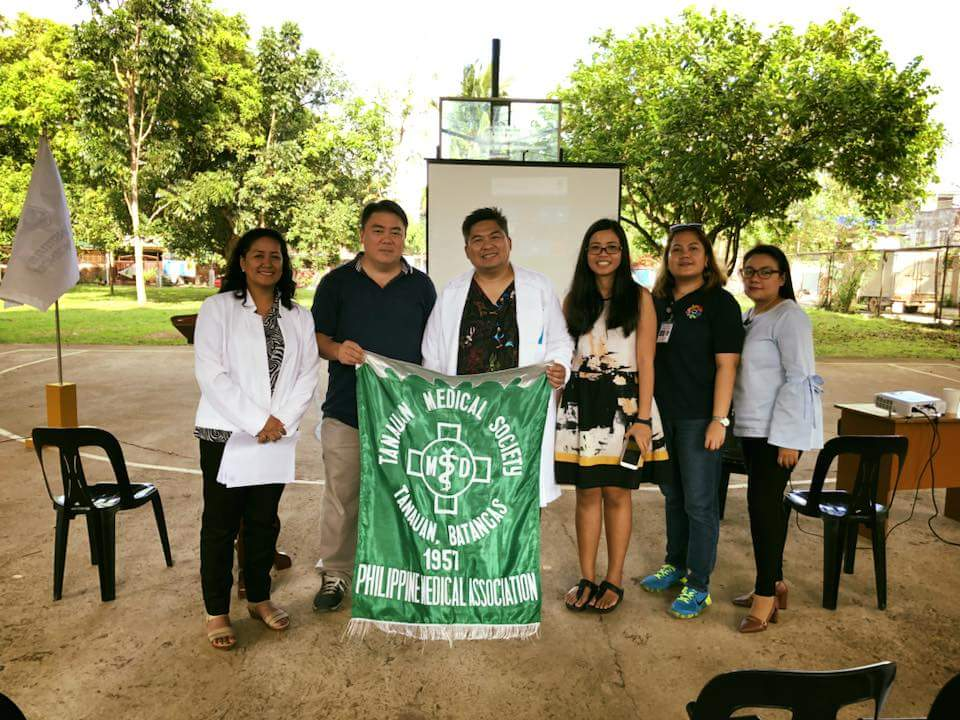 DMMC Conducts Anti-Smoking Lecture to Students