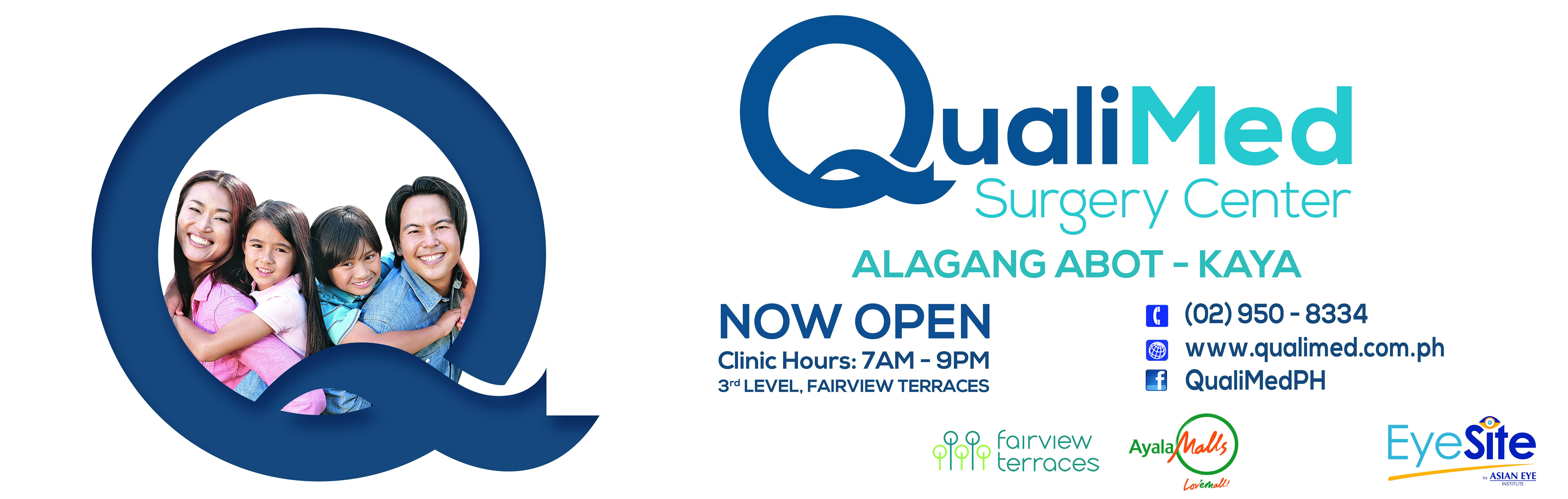 QualiMed Surgery Center in Fairview Terraces is now open!