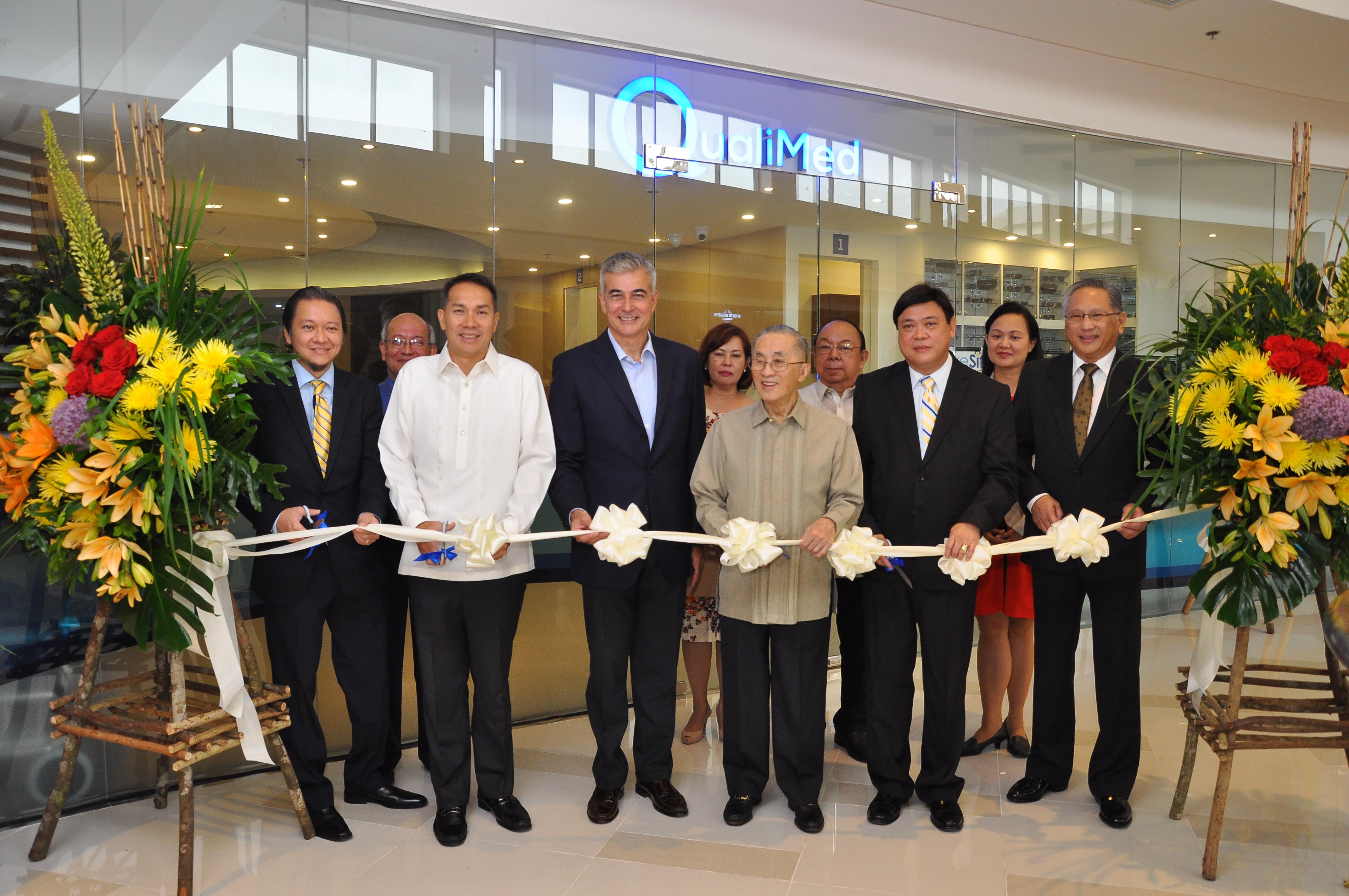 QualiMed Opens First Mall-Based Surgery Center with More Partners