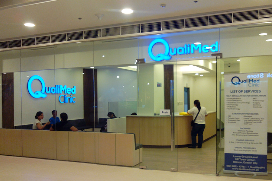 QualiMed Opens New Clinic in UP Town Center in Diliman
