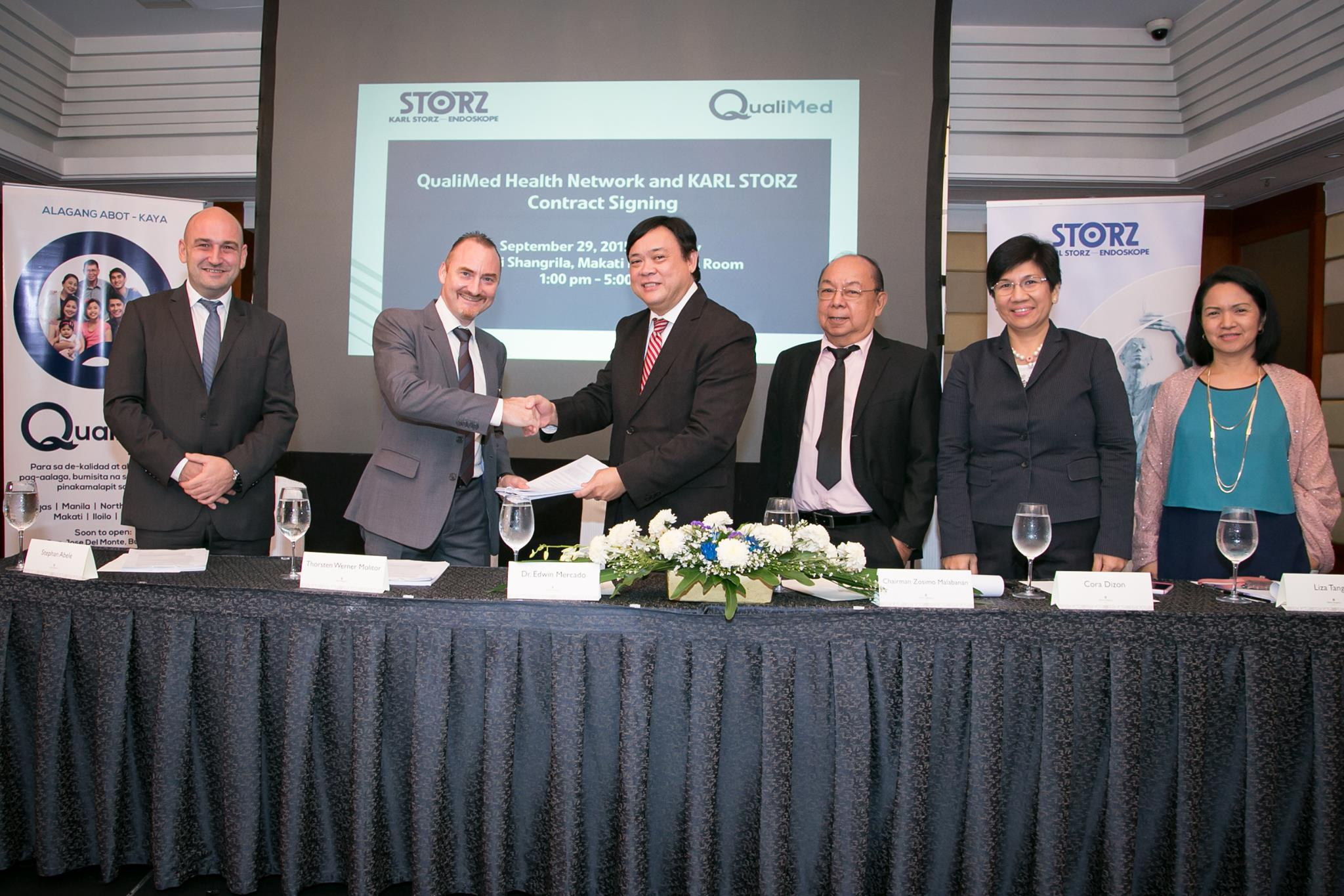 Qualimed and Karl Storz Seal Partnership