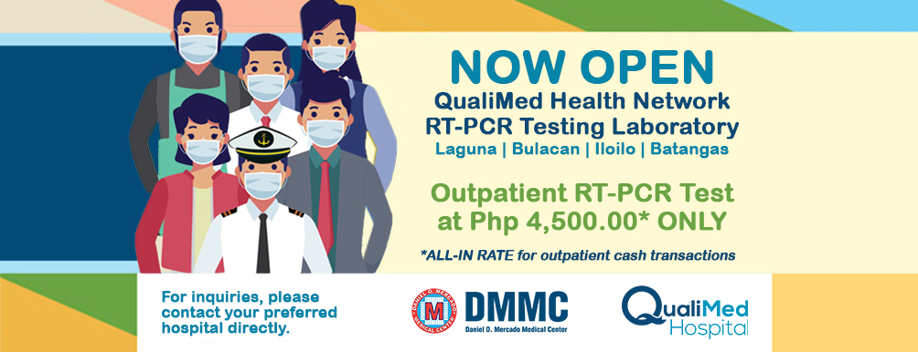 PCR Testing Now Available in all QualiMed Health Network Hospitals