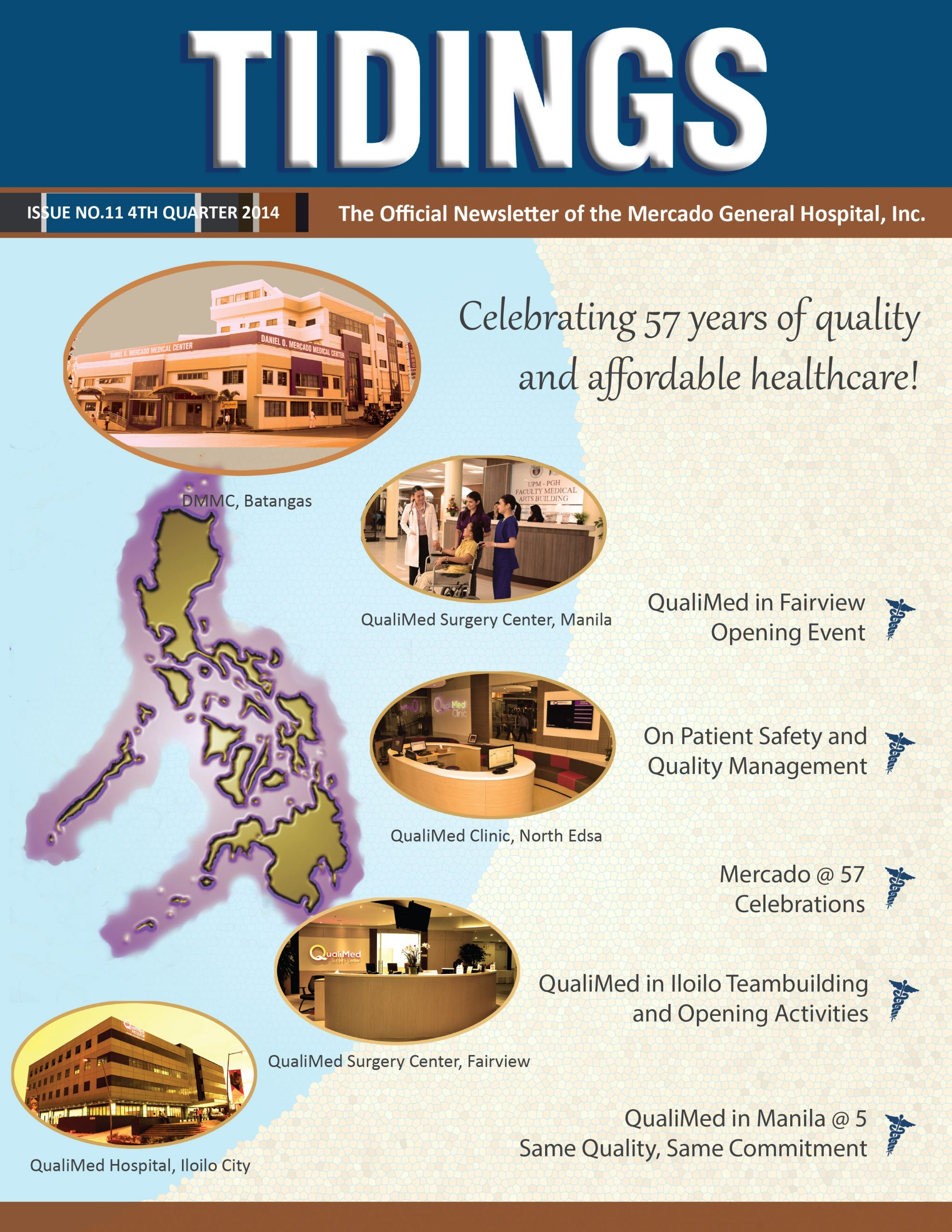 Tidings Newsletter Issue No.11