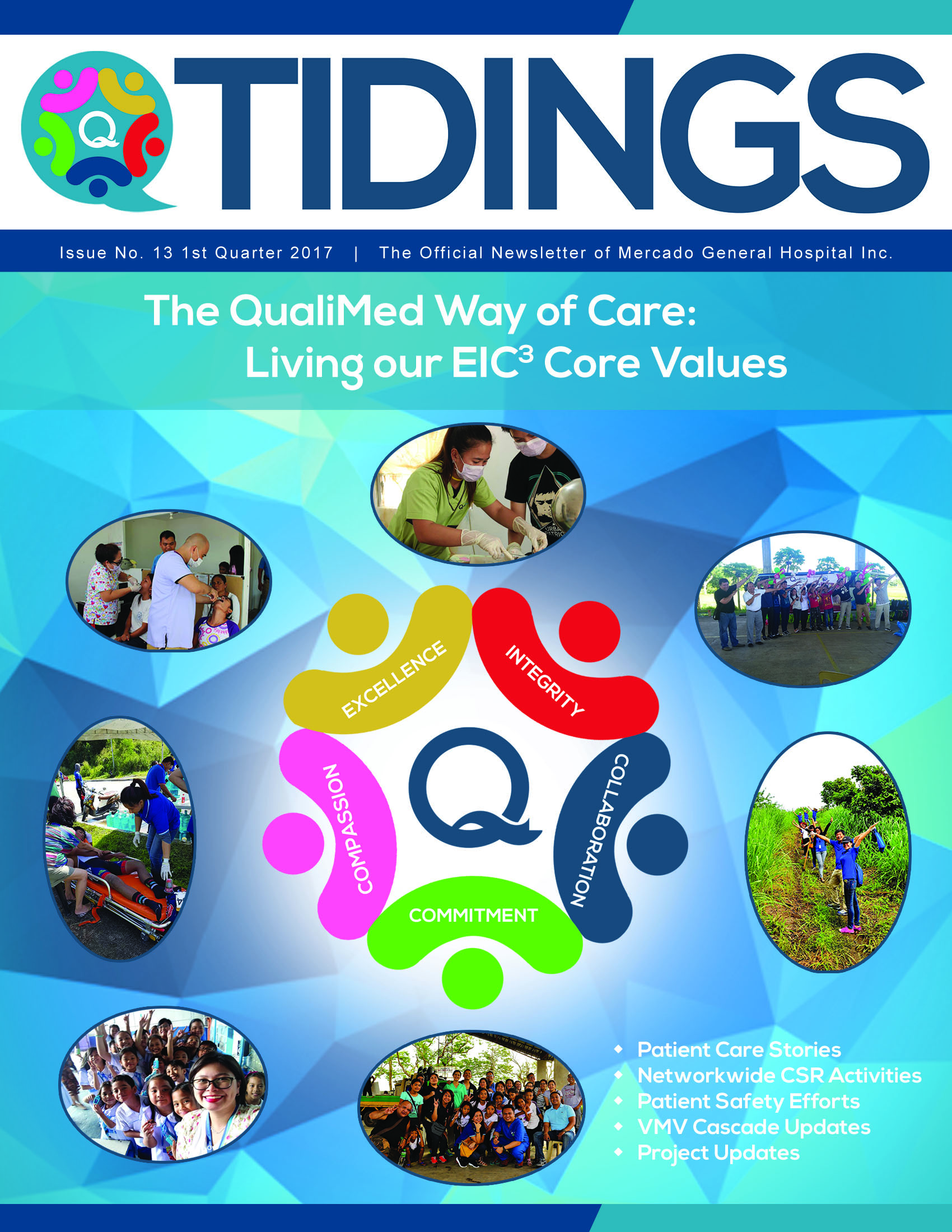 Tidings Newsletter Issue No.13