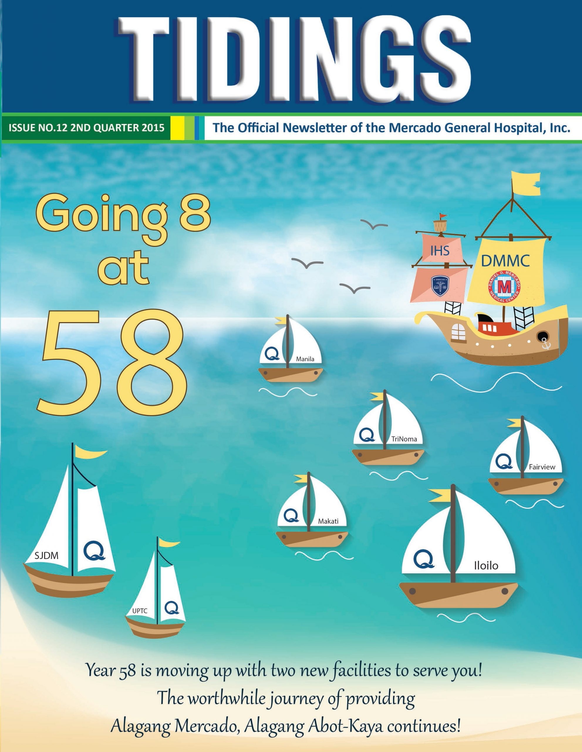 Tidings Newsletter Issue No.12