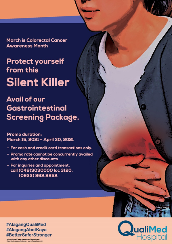 QualiMed Sta. Rosa: Gastrointestinal Screening Package
